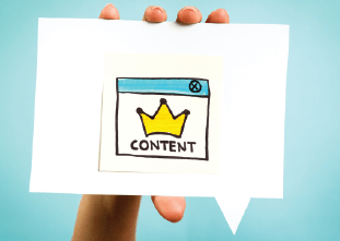 Organic Content Marketing for Growth of Your Business